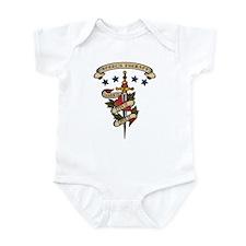 Love Speech Therapy Infant Bodysuit