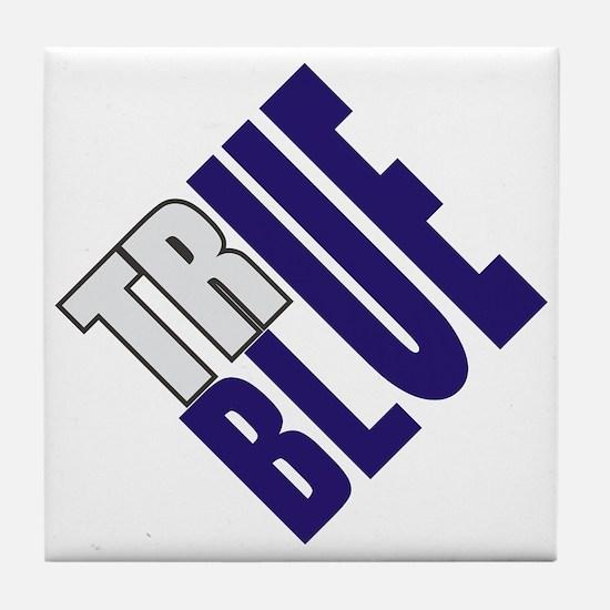 TRUBLUE Tile Coaster