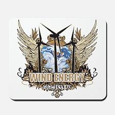 Washington Wind Energy Mousepad
