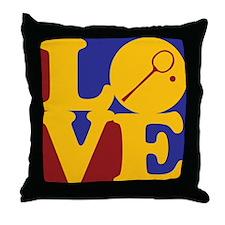 Squash Love Throw Pillow