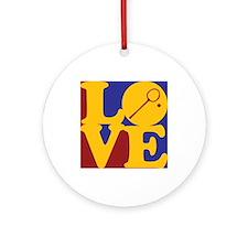 Squash Love Ornament (Round)