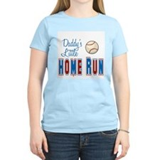 Daddy's Little Home Run T-Shirt