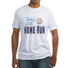 Daddy's Little Home Run Shirt
