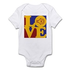 Sound Love Infant Bodysuit