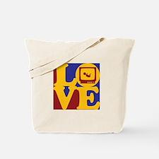 Sonograms Love Tote Bag