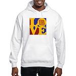 Software Engineering Love Hooded Sweatshirt