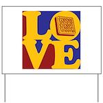 Software Engineering Love Yard Sign