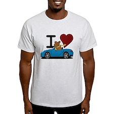 I heart Hamster T-Shirt