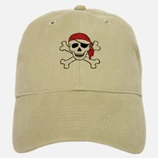 Funny Pirate Baseball Baseball Cap