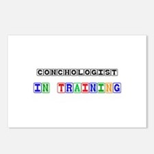 Conchologist In Training Postcards (Package of 8)
