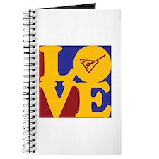 Shuffleboard Love Journal