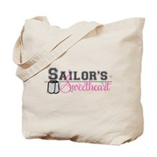Sailor's Sweetheart Tote Bag
