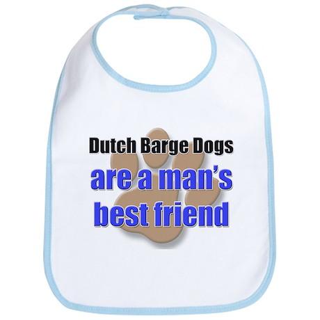 Dutch Barge Dogs man's best friend Bib