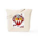 Orr Family Crest Tote Bag