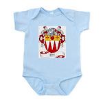 Orr Family Crest Infant Creeper