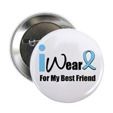 """Prostate Cancer 2.25"""" Button"""