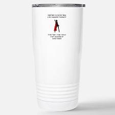 Funny Pharmacist Travel Mug