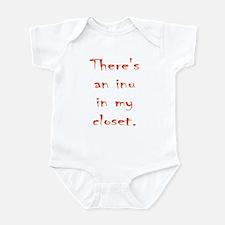 Inu in my Closet Infant Bodysuit
