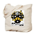 Orrock Family Crest Tote Bag