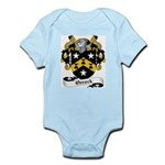 Orrock Family Crest Infant Creeper