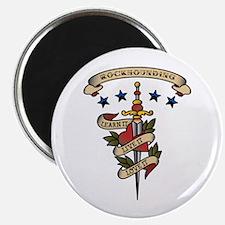 Love Rockhounding Magnet