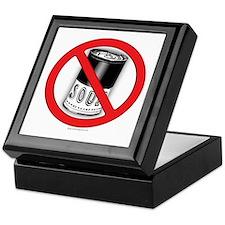 No Soup... Keepsake Box