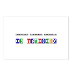 Computer Hardware Engineer In Training Postcards (