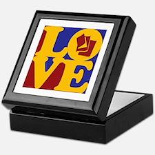 Reading Love Keepsake Box