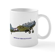 Douglas SBD Dauntless Mug