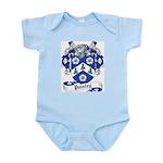 Paisley Family Crest Infant Creeper