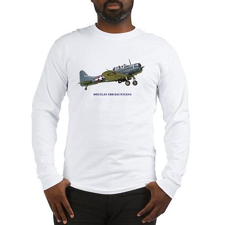 Douglas SBD Dauntless Long Sleeve T-Shirt