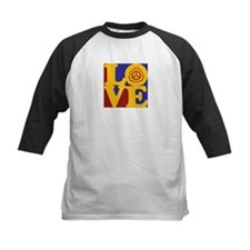 Radiation Therapy Love Tee