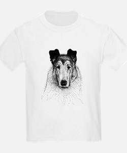 Smooth Collie Kids T-Shirt