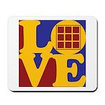 Quilts Love Mousepad