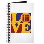 Quilts Love Journal