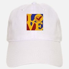Quality Assurance Engineering Love Baseball Baseball Cap