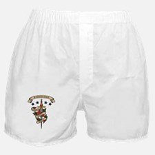 Love Radiology Boxer Shorts