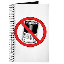 No Soup... Journal
