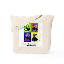 Rambam Progress Tote Bag