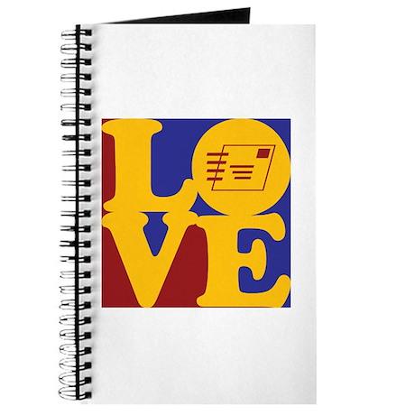 Postal Service Love Journal