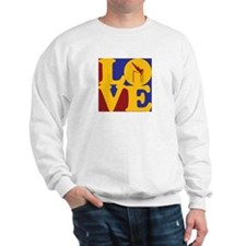 Pole Vaulting Love Sweatshirt