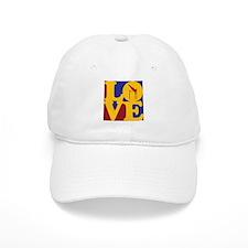 Pole Vaulting Love Baseball Cap