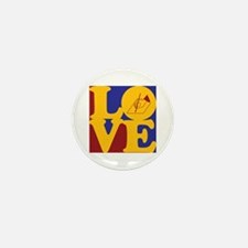 Poetry Love Mini Button (100 pack)