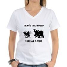 Save the World Shirt