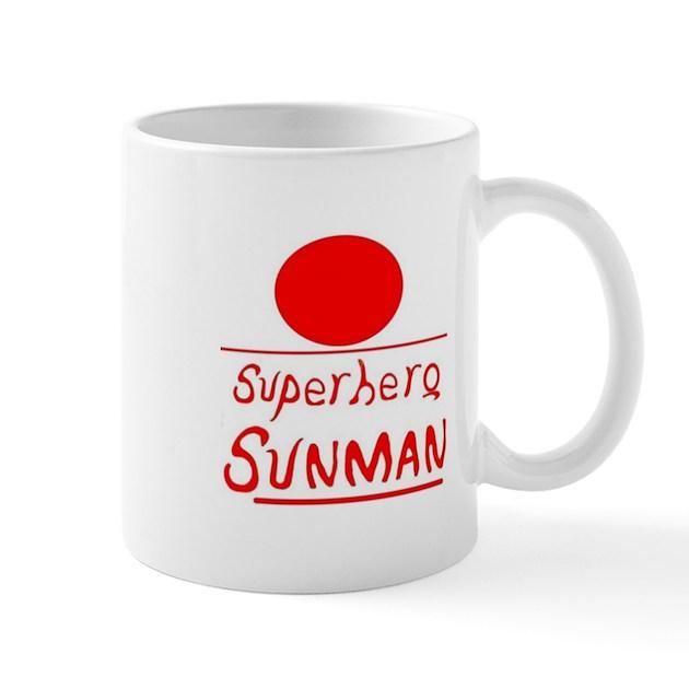 superhero sunman mug base price sip 39 n save by. Black Bedroom Furniture Sets. Home Design Ideas
