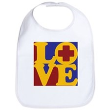 Physician Assisting Love Bib