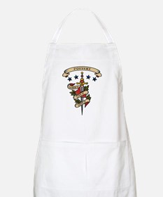Love Pottery BBQ Apron