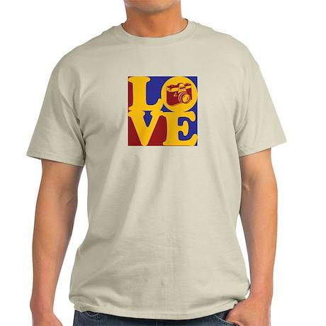 Photography Love Light T-Shirt