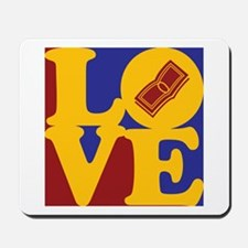 Payroll Love Mousepad