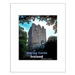 Blarney Castle Small Poster